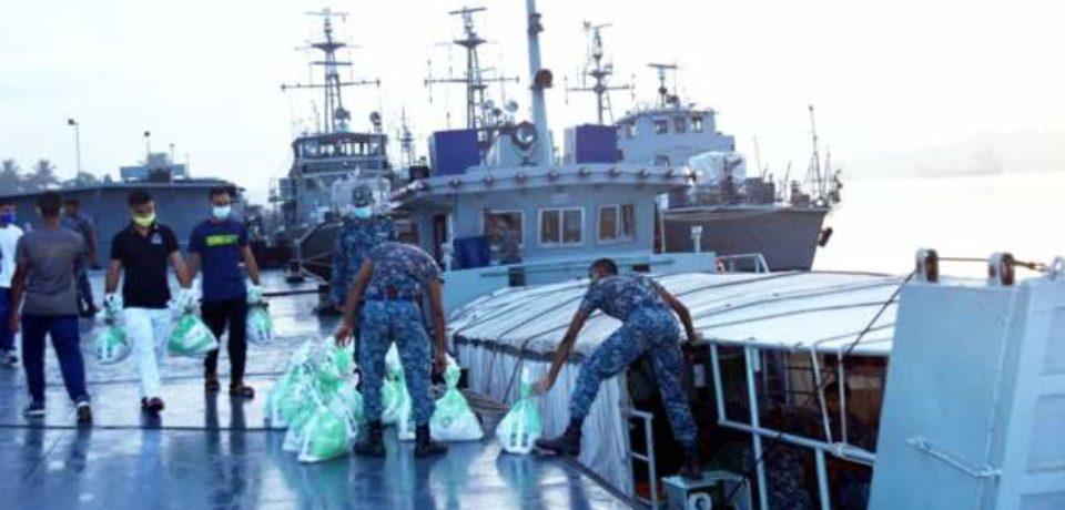 ঘূর্ণিঝড় 'আম্পান': নৌবাহিনীর ২৫ জাহাজ প্রস্তুত