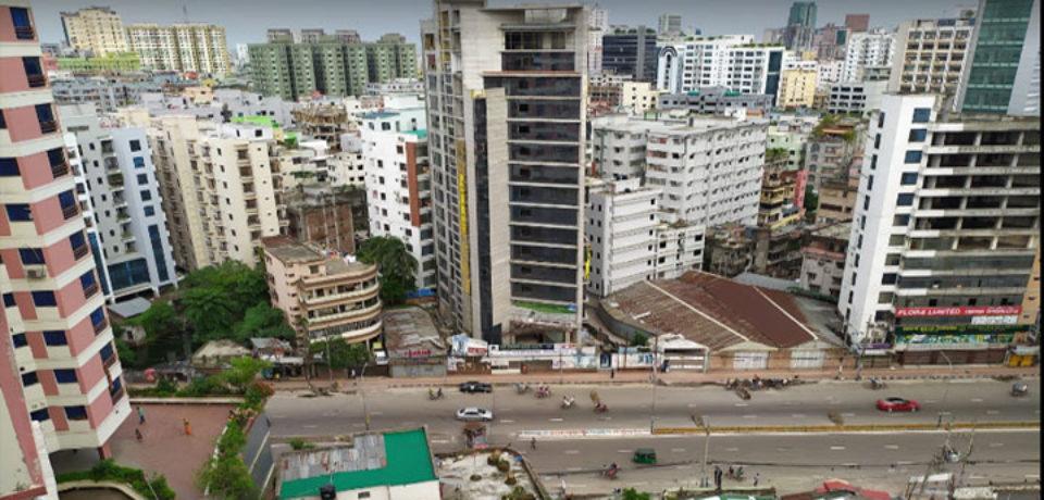 করোনা : রাজধানীর নতুন ঝুঁকিপূর্ণ এলাকা কাকরাইল