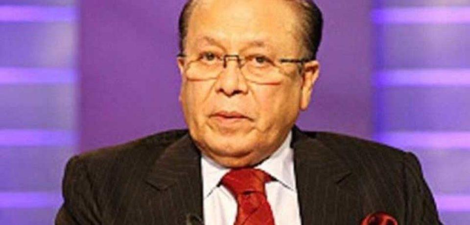 ভাড়া করা বিমানে লন্ডন গেলেন সাবেক পররাষ্ট্রমন্ত্রী মোরশেদ খান
