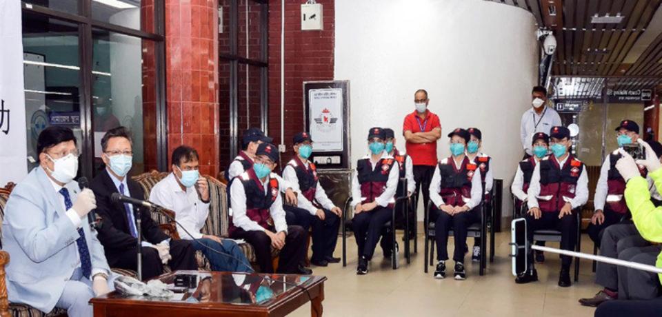 চীনের বিশেষজ্ঞ টিম আসায় রোগীরা সাহস পাবেন : পররাষ্ট্রমন্ত্রী