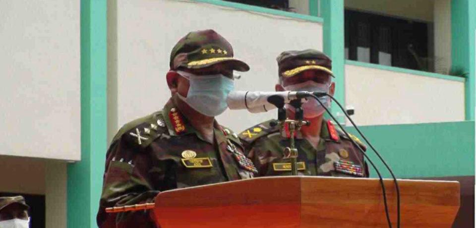 যেকোনো সংকটে কাজ করবে সেনাবাহিনী : সেনাপ্রধান