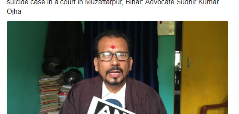 সুশান্তের আত্মহত্যা : করণ, সালমানসহ ৮ জনের বিরুদ্ধে মামলা