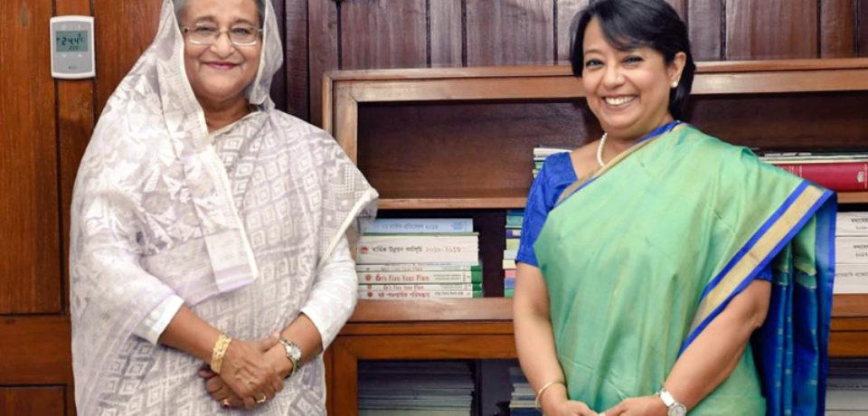 'ভারতীয় হাইকমিশনারের সাক্ষাৎ না পাওয়ার খবর বানোয়াট'