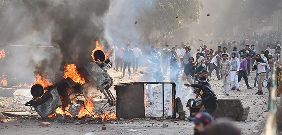দিল্লির দাঙ্গা : 'জয় শ্রীরাম' না বলায় ৯ মুসলিমকে খুন