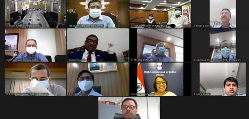 বাংলাদেশ-ভারত একে অপরের সহায়ক : সেতুমন্ত্রী