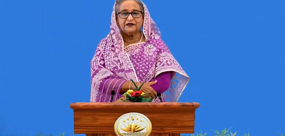 রোহিঙ্গা সংকটের সমাধান মিয়ানমারকেই করতে হবে: জাতিসংঘে প্রধানমন্ত্রী