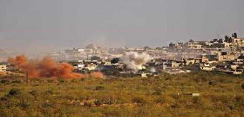 সিরিয়ায় বিদ্রোহী প্রশিক্ষণ শিবিরে বিমান হামলা : নিহত ৫০
