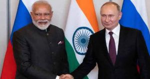 ভারতের সাথে সামরিক সহায়তা বাড়াচ্ছে রাশিয়া