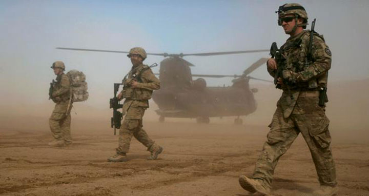 আফগানিস্তান থেকে সেনা সরাচ্ছে ন্যাটো জোট