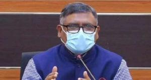 নির্দেশনা না মানলে করোনা সংক্রমণ নিয়ন্ত্রণ সম্ভব না : স্বাস্থ্যমন্ত্রী