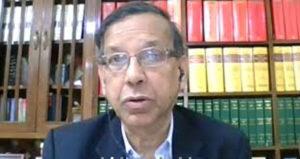 প্রধানমন্ত্রী শেখ হাসিনার অবদানেই বাংলাদেশ মর্যাদার আসনে : আইনমন্ত্রী