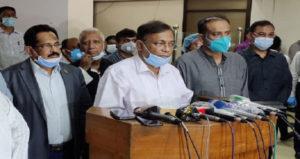 'সামরিক ছাউনিতে বন্দি থাকা গণতন্ত্র পুনরুদ্ধার করেন শেখ হাসিনা'