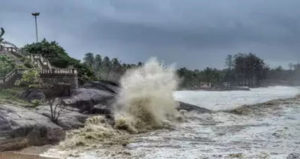 সোমবার সন্ধ্যা নাগাদ ভারতে আছড়ে পড়বে সাইক্লোন 'টাউটি'