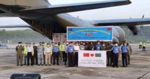 টিকা আনতে চীন যাচ্ছে বিমানবাহিনীর দুটি বিমান