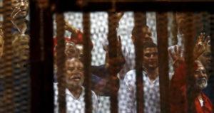 মুসলিম ব্রাদারহুডের ১২ সদস্যের মৃত্যুদণ্ড বহাল