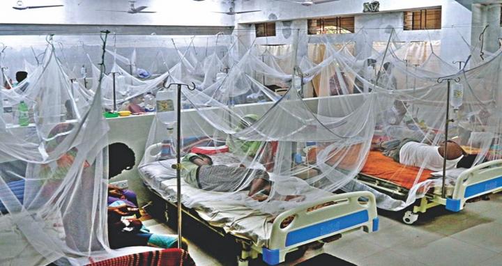২৪ ঘন্টায় আরও ১৫৩ জন ডেঙ্গু রোগী হাসপাতালে