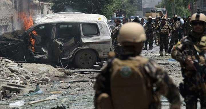 আফগানিস্তানের প্রতিরক্ষামন্ত্রীর বাড়িতে হামলা : নিহত ৪