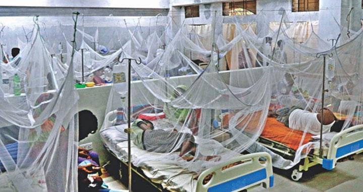 ডেঙ্গু আক্রান্ত আরও ২১৮ রোগী হাসপাতালে