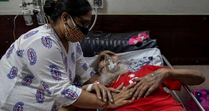 ভারতে দৈনিক সংক্রমণ ফের ৪০ হাজার ছাড়াল, বেড়েছে মৃত্যু