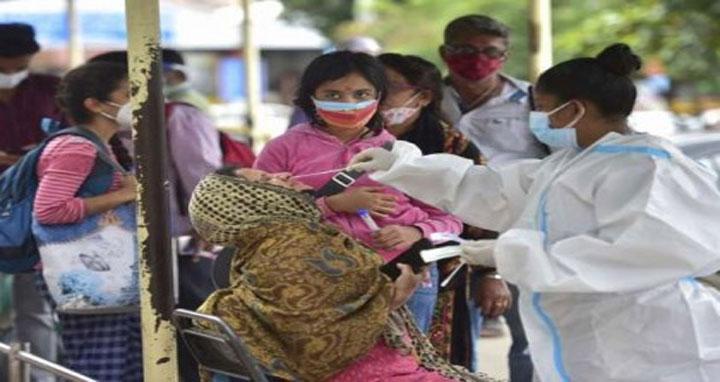 ভারতে সংক্রমণ বাড়লেও মৃত্যু কমল শতাধিক
