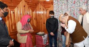 ফের পূর্ণ রাজ্যের মর্যাদা পাবে জম্মু-কাশ্মির: অমিত শাহ