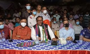 সাম্প্রদায়িক সম্প্রীতিতে বাংলাদেশ রোল মডেল : খাদ্যমন্ত্রী